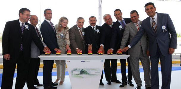 Ford Otosan, Teknoloji ve Ar-Ge üssünü inşa ediyor