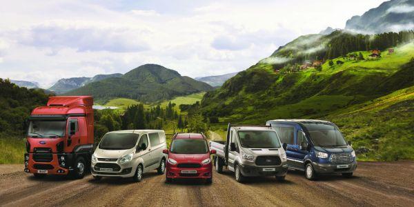 Ford Otosan ticari araç Türkiye ve Avrupa lideri