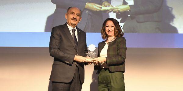 Ford Otosan, toplumsal cinsiyet eşitliği ödülü aldı