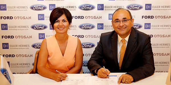 Ford Otosan ve Euler Hermes arasında ihracata yönelik işbirliği