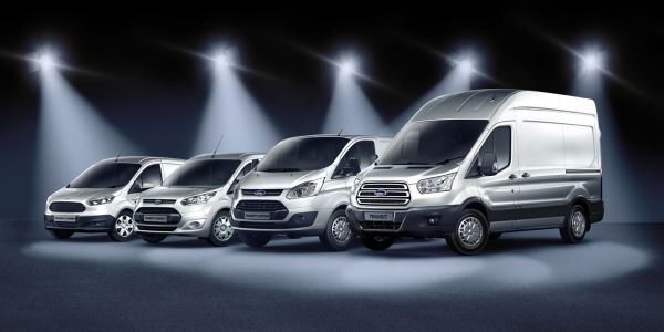 Ford Transit yeni modelleri Hannover Fuarın'da