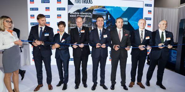 Ford Trucks 44 ülke hedefine koşuyor