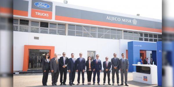 Ford Trucks, Afrika'daki büyümesine Mısır ile devam ediyor