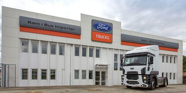Ford Trucks, Avrupa pazarında Hırvatistan ile vites büyüttü