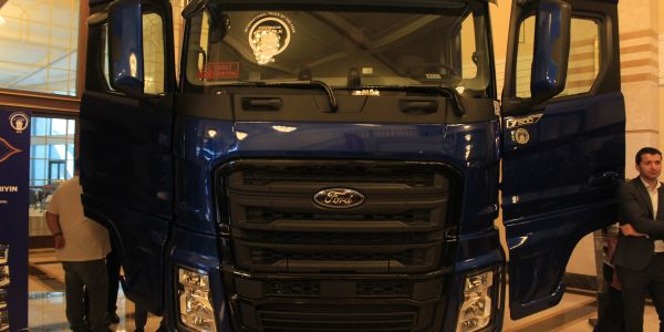 Ford Trucks F-Max 2 bin 500 lojistikçiyle buluştu