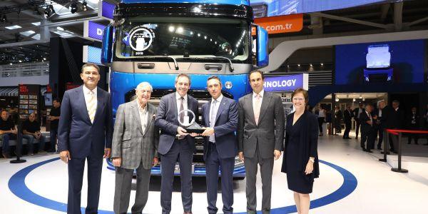 Ford Trucks Batı Avrupa pazarına yöneldi