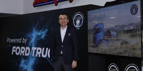 Ford Trucks motorsporları heyecanı yaratıyor