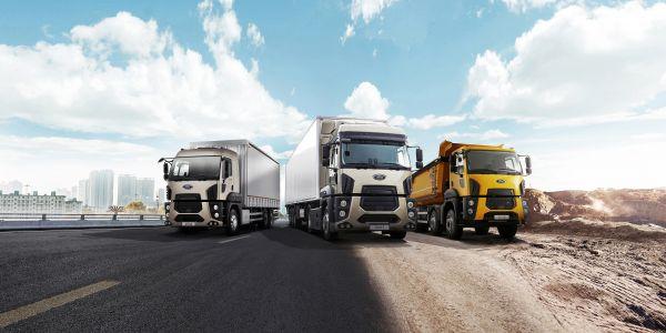 Ford Trucks'tan yılın son kampanyası