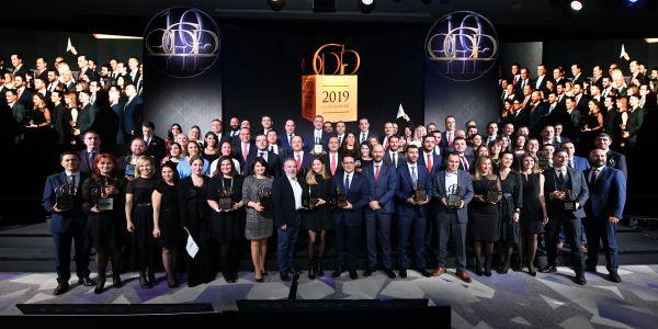 Gladyatör Ödülleri Sahiplerini Buldu