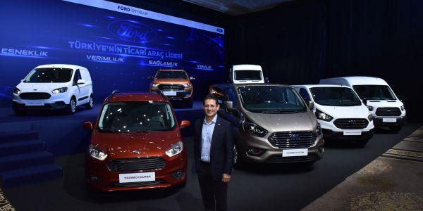 Ford Otosan ticari araçlar yenilendi