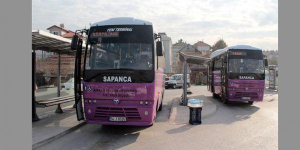 Halk otobüsü esnafına ücretsiz taşıma ödeme müjdesi