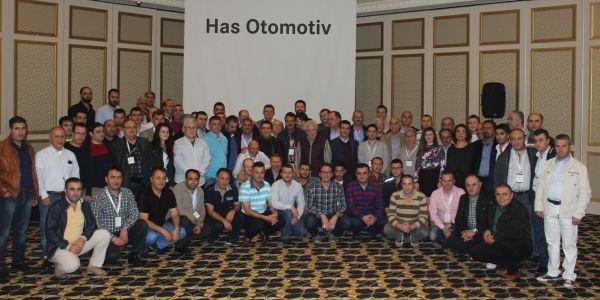 Has Otomotiv müşterilerini Kıbrıs'ta ağırladı
