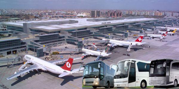 Havaalanı işletmeleri otobüsçü mü oluyor?