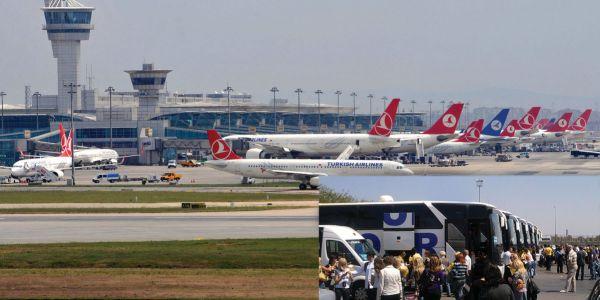 Havayolu+Karayolu Kombine Yolcu Taşımaları Genelgesi