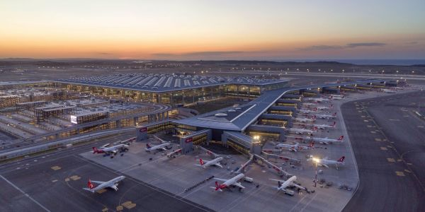Havayolunda 15 günde 1 milyon yolcuya ulaşıldı