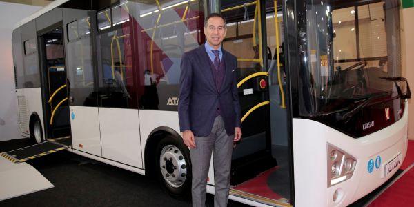 Hedef 1500 otobüs satmak