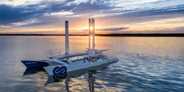 Hidrojen yakıtlı gemi yeniden denizlerde
