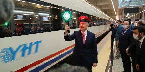 Hızlı tren seferlerine ilgi çok fazla