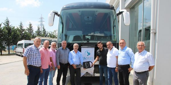 Honest Travel'in tercihi MAN yeni Lion's Coach