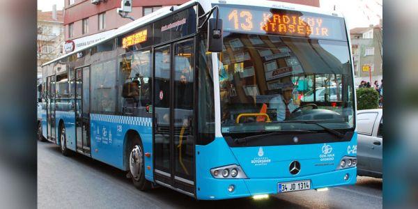 İBB Halk Otobüslerine 76 milyon TL yakıt desteği yapacak