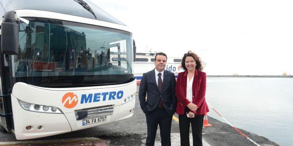 İDO ve Metro, İstanbul – İzmir hattında işbirliği yaptı