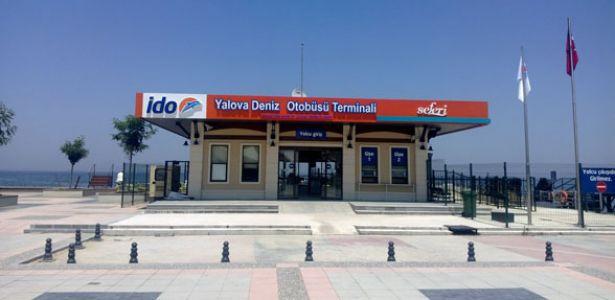 İDO Yalova Deniz Otobüsü İskelesi hizmete açılıyor