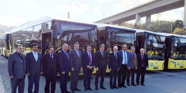 İETT otobüsleri karakutu sistemine geçiyor