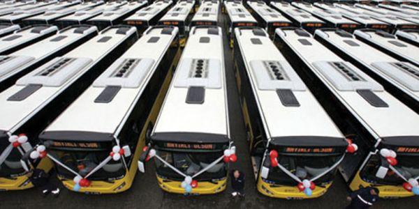 İETT'nin 410 adetlik 12 metre otobüs ihalesi yapıldı