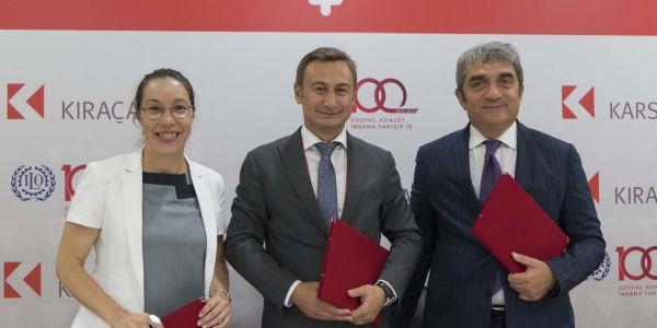 ILO, Kıraça Holding ve Karsan'dan önemli adım