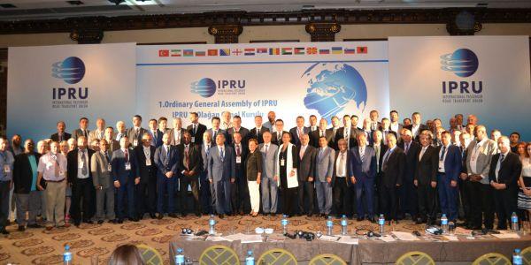 IPRU Başkanı Fatih Tamay oldu