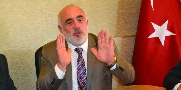 İSAROD Başkanı Hamza Öztürk: 7. madde servisçiye destektir