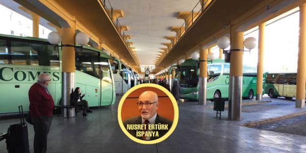 İspanya'da Şehi̇rlerarası Otobüs Taşımacılığı - 1