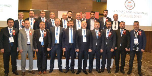 İSTAB Yeni Başkanı Turgay Gül oldu