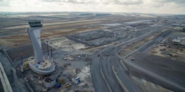 İstanbul 3. havalimanı ulaşım hatları belli oldu