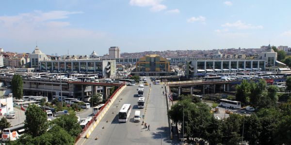 İstanbul Otogarı Otobüs çıkışlarında indirim
