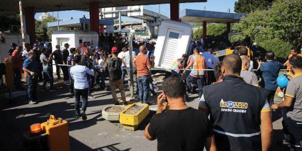 İstanbul Otogarı otoparkları İSPARK'a devredildi