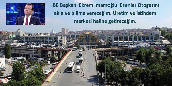 İstanbul'a iki yeni otogar