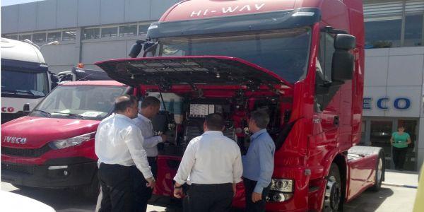 Iveco 144 sürücüye birebir eğitim verdi