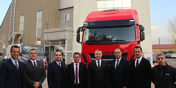 Iveco, 2018'e yeni ekiple başlangıç yaptı