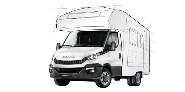 """Iveco """"Caravan Salon"""" 2014 için Düsseldorf'ta"""