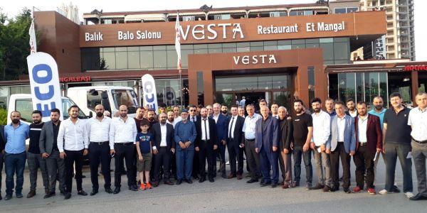 Iveco Daily ve Euro Cargo  nakliyecilerle buluşturdu