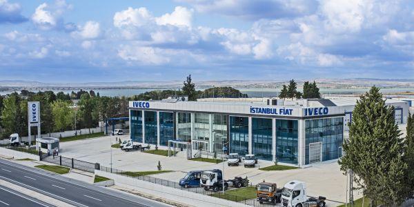 IVECO, İstanbul'da en büyük bayi tesisini açtı