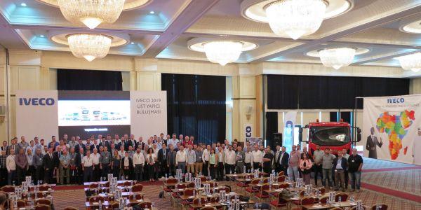 IVECO'dan, Üst Yapıcılara Dış Pazar Fırsatı
