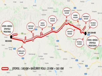 İzmir-Antalya seyahat süresi 3 saate iniyor