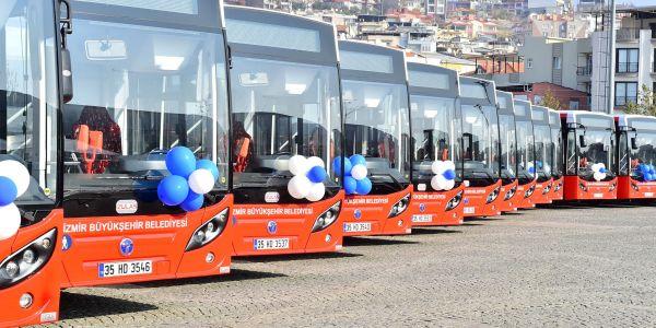 İzmir ESHOT kalite belgesi aldı