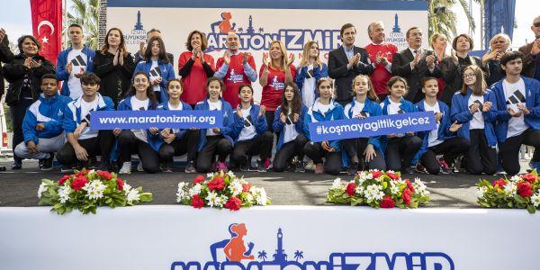 İzmir kent yarışlarında dünya ligine çıkıyor