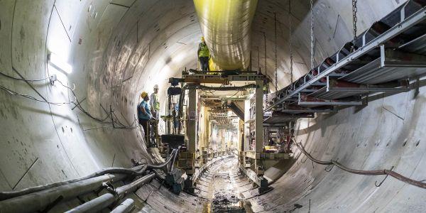 İzmir Narlıdere Metrosu 2022'de tamamlanacak
