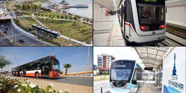 İzmir ulaşımında