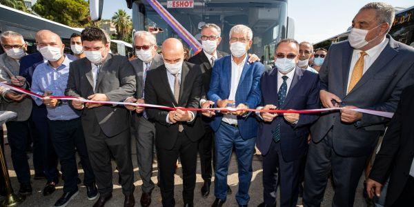 İzmir ulaşımındaki Otokar otobüsü 400 oldu