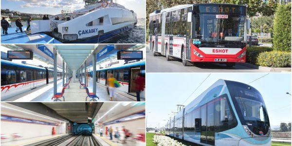 İzmir'de bilet fiyatları değişti